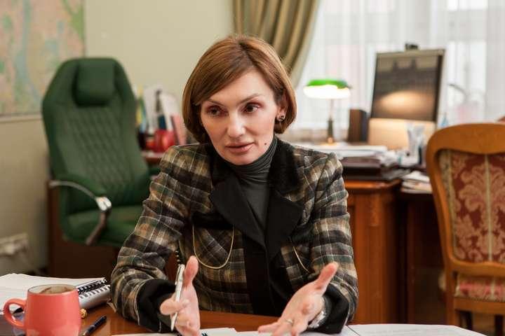 Апеляційний суд ухвалив рішення усправі заступника голови НБУ Рожкової