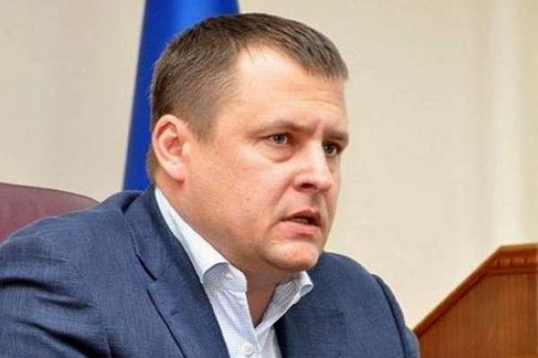 Городской голова Днепра Борис Филатов