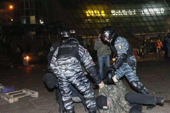 Затримано екс-посадовця МВС, підозрюваного в силовому розгоні Євромайдану