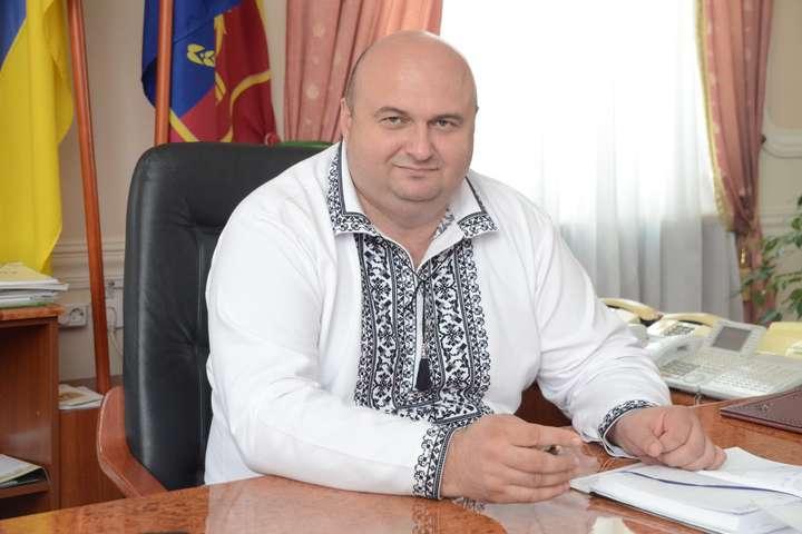 Голова Хмельницької облдержадміністрації Олександр Корнічук