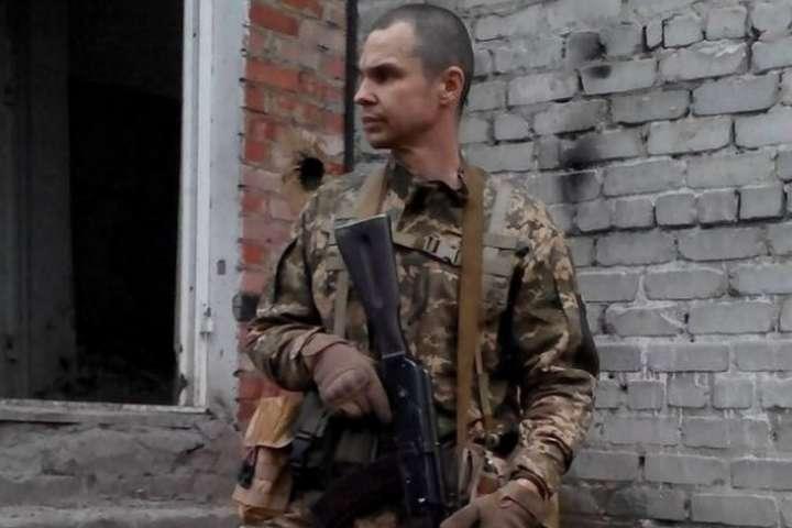 Снайпер бойовиків застрелив на Донбасі українського бійця