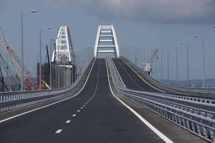 Канада засудила відкриття Кримського мосту