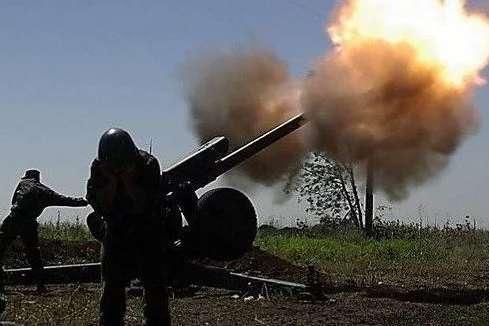 Боевики обстреляли школу сдетьми вДонецкой области