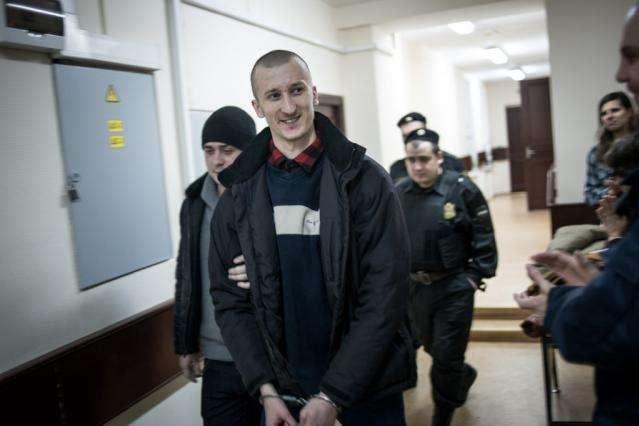 Олександр Кольченко побажав Олегу Сенцову здоров'я, яке знадобиться на волі в Україні