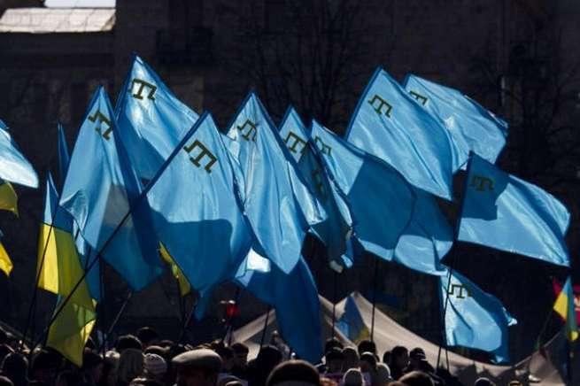 Акція кримських татар, архівне фото