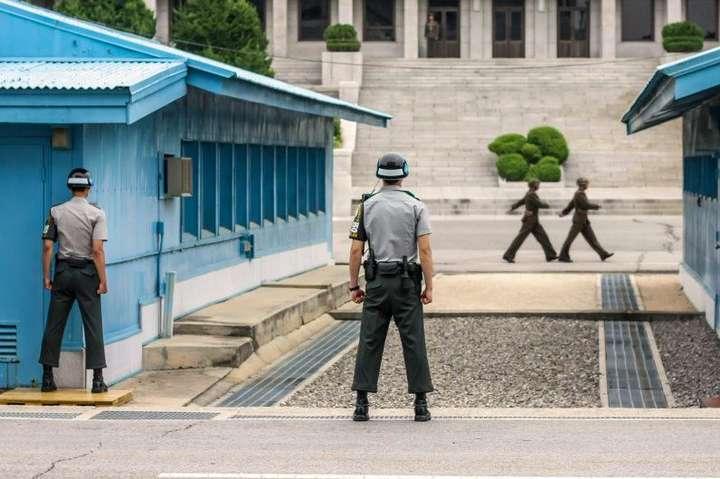 Офіцер армії КНДР втік до Південної Кореї