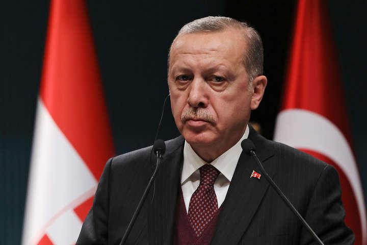 Розвідка Туреччини дізналася про замах на Ердогана