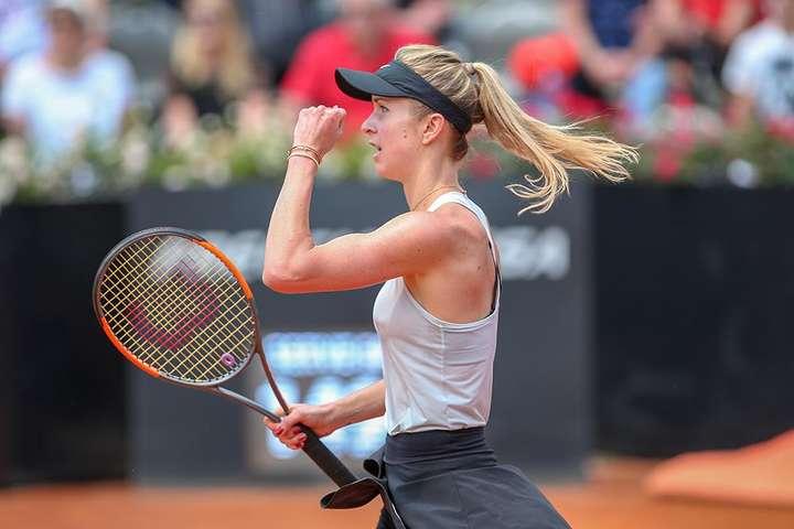 Світоліна виграла престижний тенісний турнір в Римі