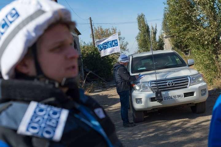 Спостерігачі ОБСЄ, архівне фото