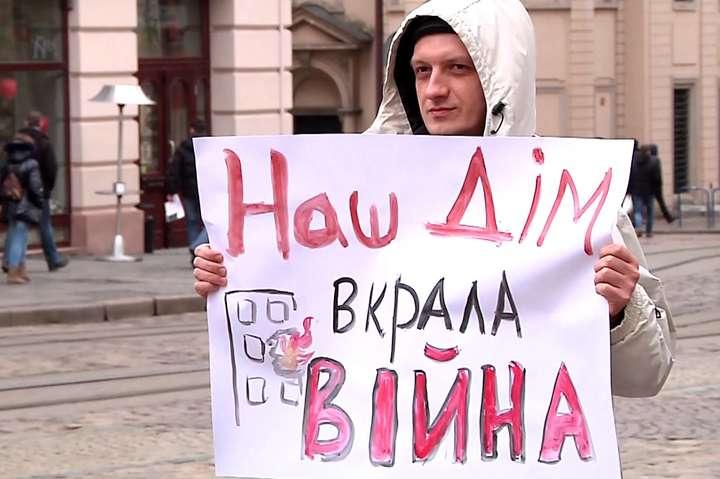 Столична влада назвала кількість переселенців, які проживають у Києві