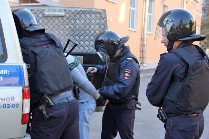 Жителя російського Кургану заарештували у справі про заклики до екстремізму в Telegram