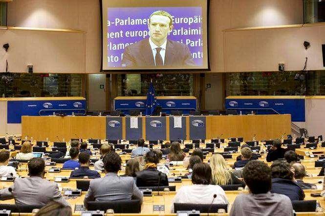 П'ять моментів, про які ми дізналися з виступу Цукерберга в Європарламенті