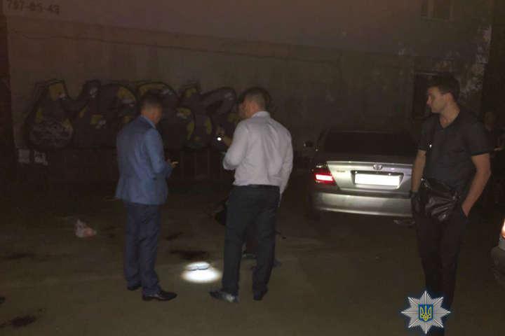 Напад на активіста в Одесі: поліція розслідує обставини події