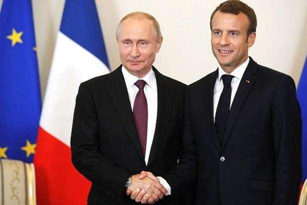 Путин назвал кинорежиссера Сенцова корреспондентом