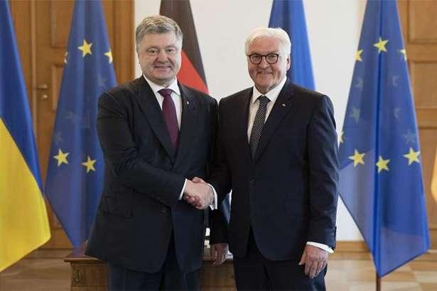 Президент Німеччини прибув доЛьвова,