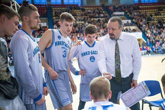 Фото ФБУ - В українській баскетбольній Суперлізі може з'явитися ще одна команда з Миколаєва
