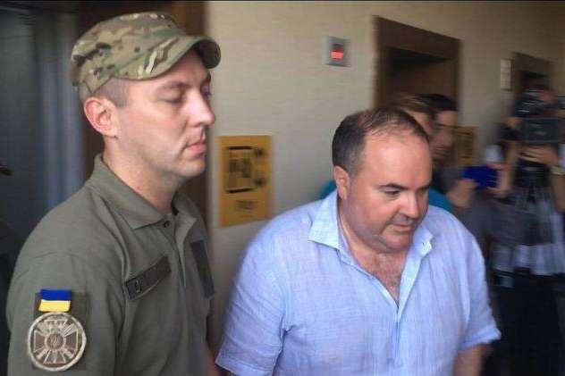 Борис Герман (праворуч) — Громадянин Г.: що відомо про «організатора вбивства Бабченка»