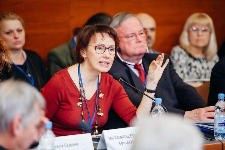 Агнешка Ромашевська-Ґузи - «Репортерами без кордонів» керує «корисний ідіот» – директор «Белсат»