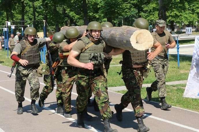 Нацгвардійці з Вінниччини перемогли у армійських змаганнях з CrossFit