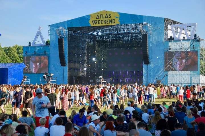 Atlas Weekend визнали одним із кращих фестивалів світу