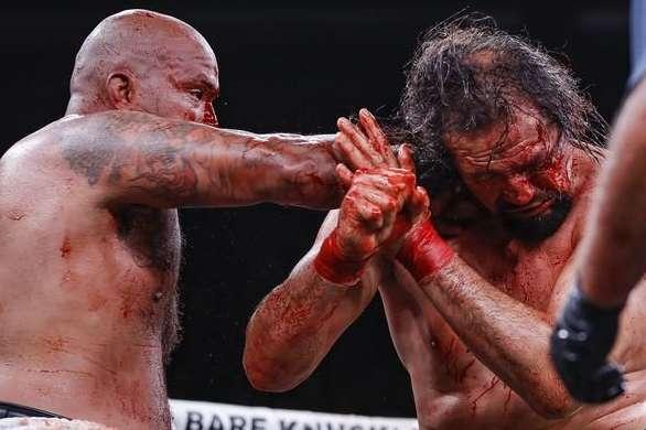 У США провели турнір з кулачних боїв, який був поза законом 129 років (відео, фото)