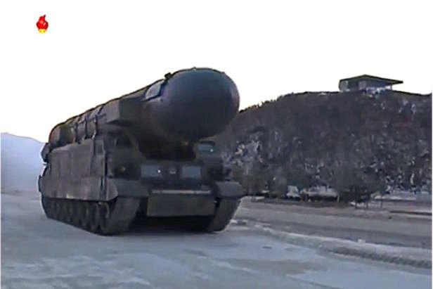 North: УКНДР знищили ядерний полігон Іхара