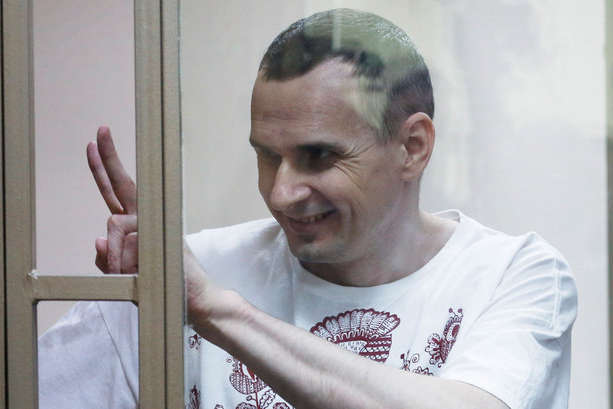 Накинофестивале вРоссии призвали освободить Сенцова