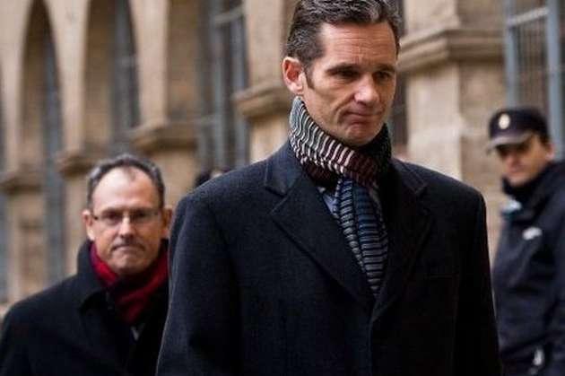 <p>Зять короля Філіпа Іньякі Урдангарін</p> - Зятя короля Іспанії засудили за фінансове шахрайство