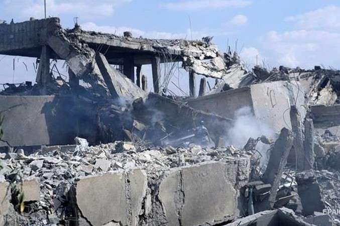 ЗМІ: коаліція США нанесла авіаудар по армії Асада в Сирії
