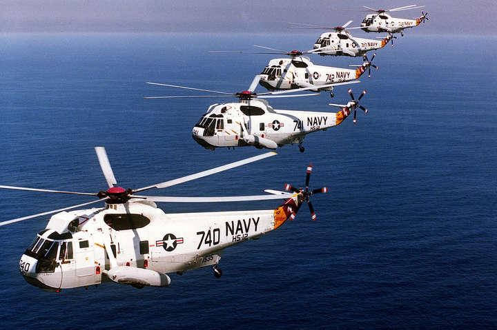 Польща має намір придбати гелікоптери протичовнової боротьби