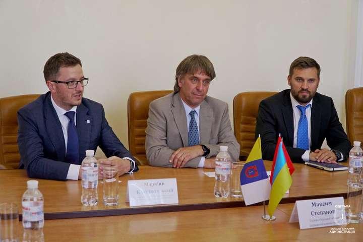 В Одеській області триває підготовка до матчу за Суперкубок України