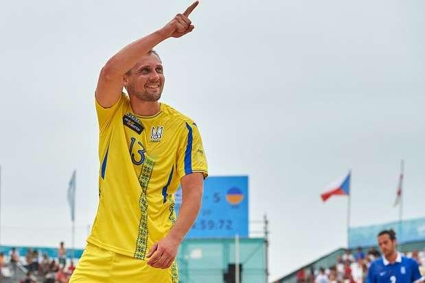 Фото beachsoccer.com - Збірна України з пляжного футболу виграла другий матч на відбірному етапі Євроліги