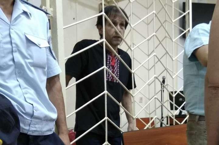Володимир Балух голодує вже 99 днів - Політв'язню Балуху стало зле у кримському СІЗО – адвокат