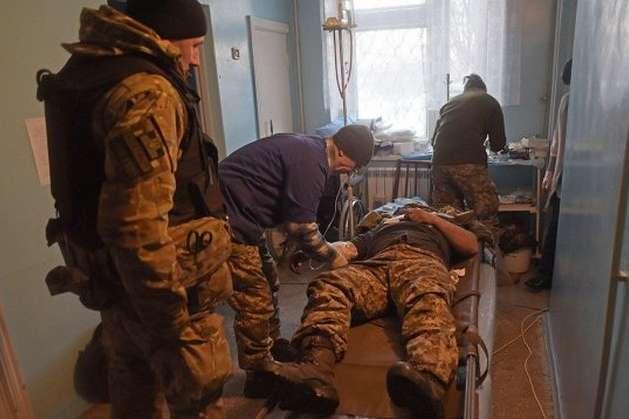 В лікарні помер 20-річний військовий, якого поранив снайпер ...