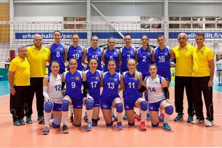 Жіноча збірна України з волейболу - Збірні України з волейболу розпочнуть відбірковий етап до чемпіонату Європи