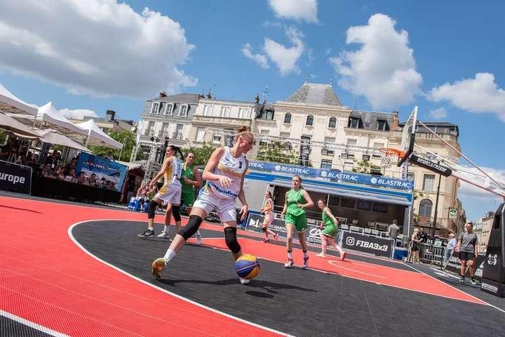 Фото ФБУ - Збірна України з баскетболу 3х3 здобула чергову перемогу у кваліфікації на першість Європи