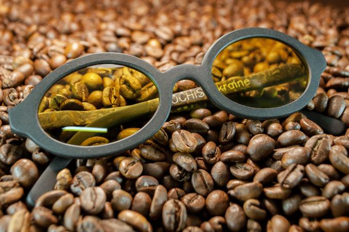 Органічні окуляри - Українська компанія створила окуляри з кави та льону