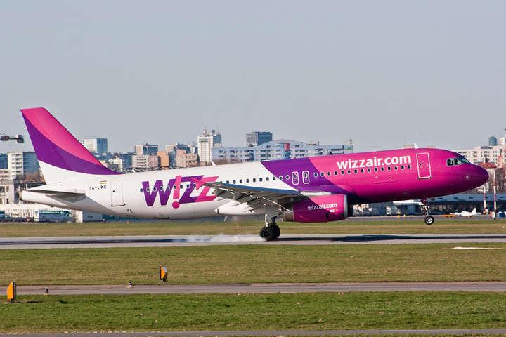 Wizz Air анонсувала нові рейси зКиєва доПарижа-Бове і Брюсселя