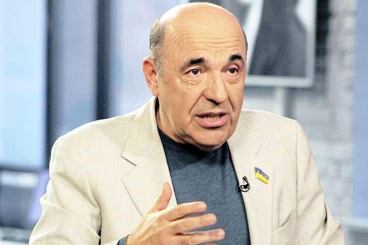 Рабінович заявив, що його не дивують результати оприлюднених рейтингів