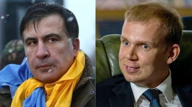 Як Саакашвілі з Курченком владу захоплювали. Ганебний фінал гучної справи