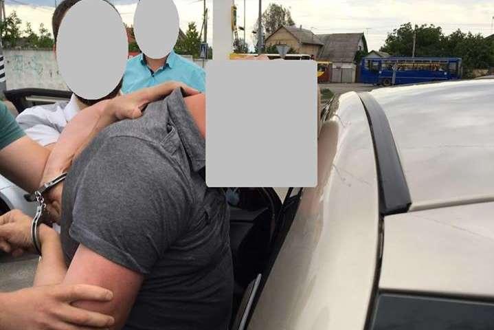 Затримання депутата Гостомельської селищної ради — Повідомлено про підозру депутату, який вимагав мільйон за місця на кладовищі