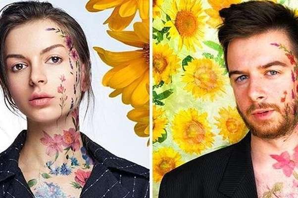 @prosto_doyle - Украинец создает оригинальные коллажи со звездами и блогерами