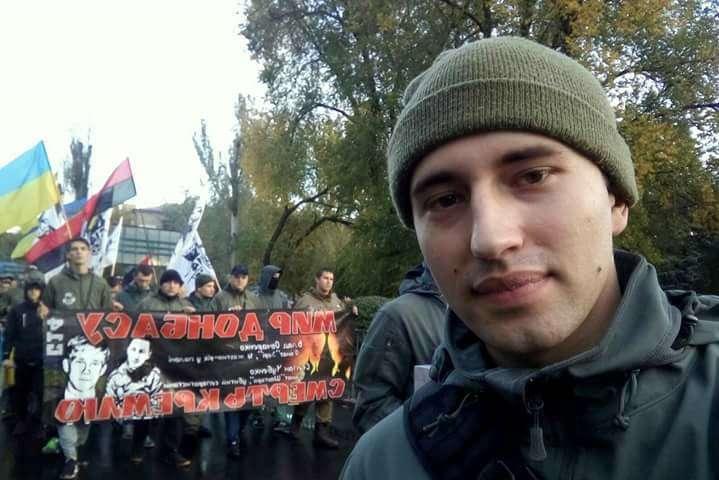 Координатору С14 оголосили підозру через погром табору ромів у Києві