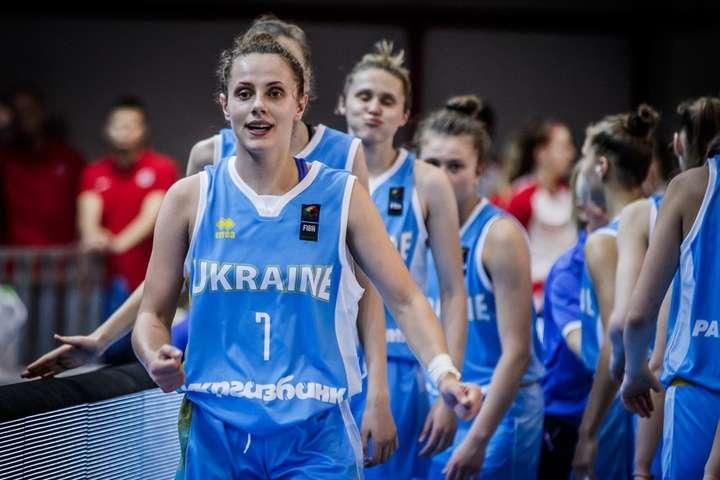 Фото: ФБУ - Баскетбольна жіноча збірна України U-20 здобула важливу перемогу над Великобританією