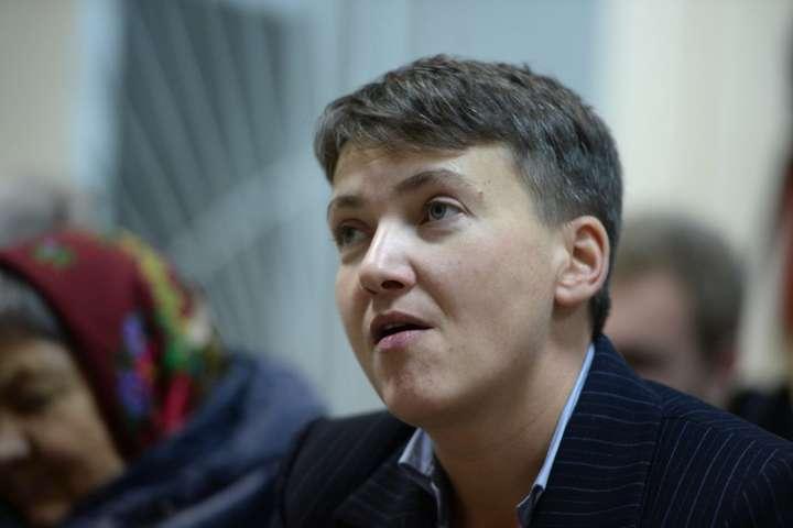 39267647c44103 Надія Савченко - Суд сьогодні розгляне продовження арешту Савченко