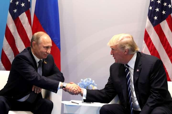 Опитування: більшість німців вважають Трампа небезпечнішим за Путіна