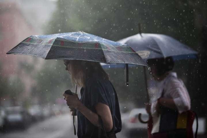Погода на 17 липня: В Україні похолодає і накриє дощами