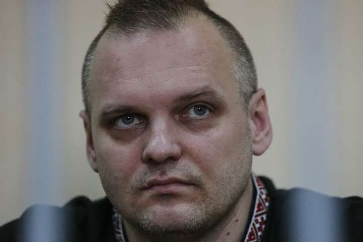 Суд призначив Дмитру Галку покарання у вигляді обмеження свободи терміном 4 роки - У Білорусі суд оголосив вирок у справі журналіста, який працював на Донбасі