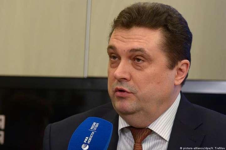 Украина запретила заезд главе Союза корреспондентов РФ