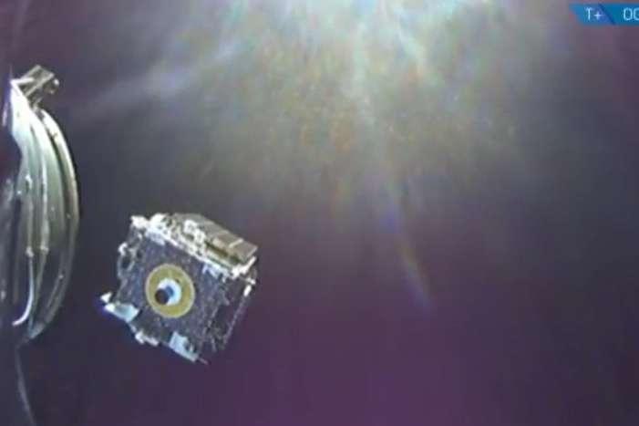 SpaceX успішно запустила супутник на геостаціонарну орбіту